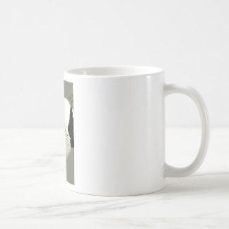 argument basic white mug