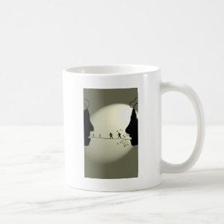 argument coffee mug