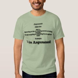 Argumental Tee Shirt
