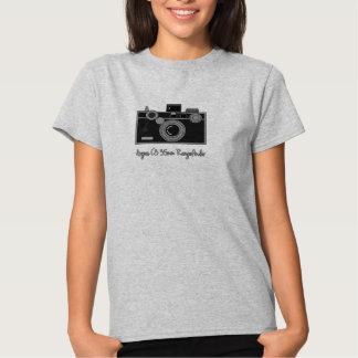 Argus C3 35mm Rangefinder Vintage Camera Print Tee