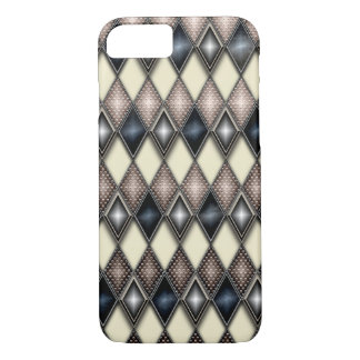 Argyle Abstract 1 - All Opt iPhone 8/7 Case