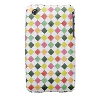 Argyle Case iPhone 3 Cover