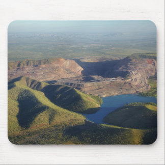 Argyle Diamond Mine Mouse Mat