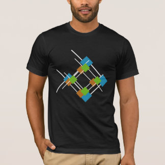 argyle fish T-Shirt
