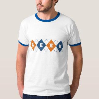 Argyle Geek T-Shirt