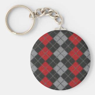 argyle key ring