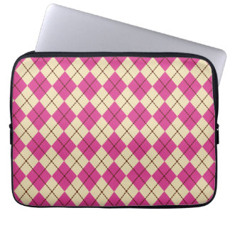 Argyle Laptop Bag Laptop Sleeve