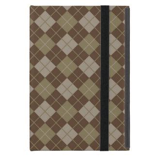 Argyle Pattern iPad Mini Covers