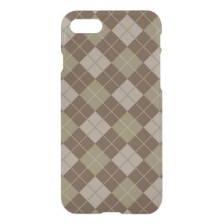 Argyle Pattern iPhone 8/7 Case