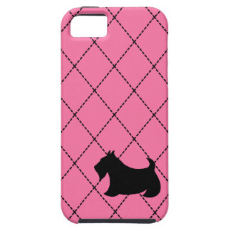 Argyle Scottish Terrier iPhone 5 Case