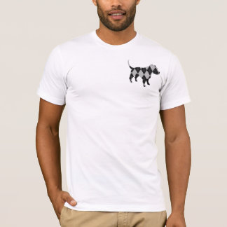 Argyle T-Shirt - Pitbull