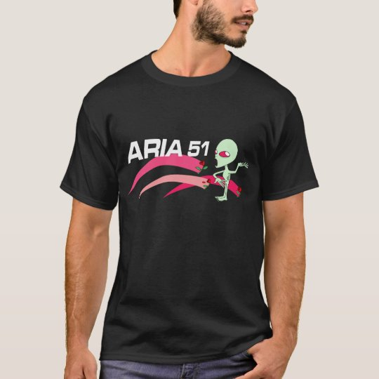 Aria 51 DARK T-Shirt