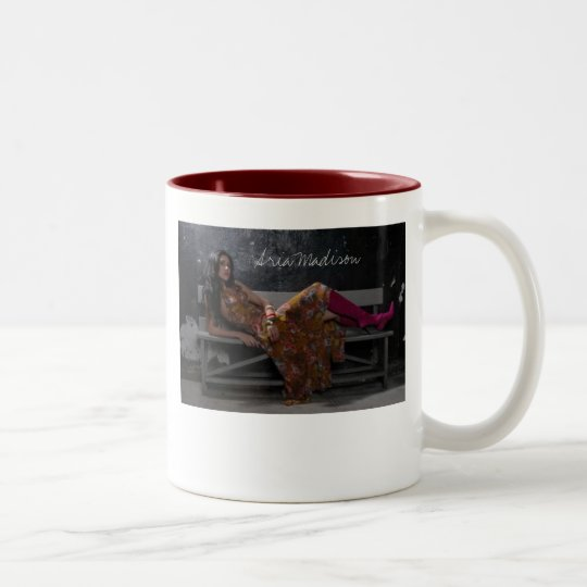 Aria Madison Two-Tone Coffee Mug
