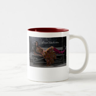 Aria Madison Two-Tone Mug