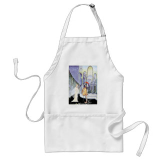 Ariadne and Theseus from Tanglewwod Tales Standard Apron