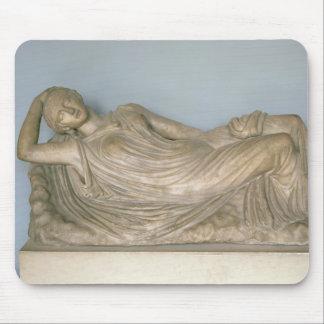 Ariadne Asleep, Hellenistic from Alexandria, 2nd c Mouse Mat