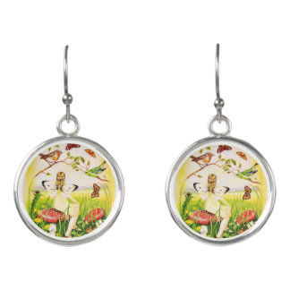 Ariadne Fairy Earrings