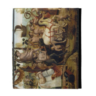 Ariadne in Naxos, from the Story of Theseus (oil o iPad Folio Cover