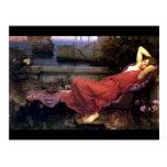 Ariadne Post Card