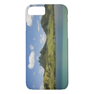 Arial view of Lion Mountain, South East iPhone 8/7 Case