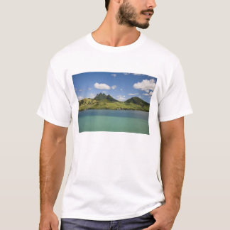Arial view of Lion Mountain, South East T-Shirt