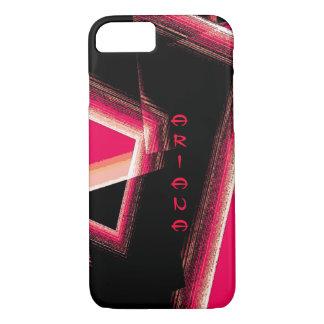 Ariana Geometric Style iPhone case