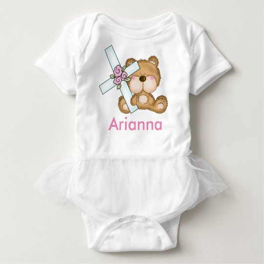 Arianna's Personalised Baby Gifts Baby Bodysuit