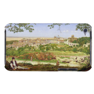 Ariccia, Italy, 1860 (oil on panel) iPod Case-Mate Case