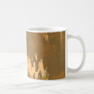 Arid Desert Bark Camouflage Mug