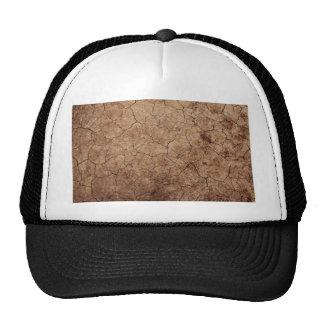 Arid Dry Cracked Earth Hats