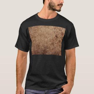 Arid Dry Cracked Earth T-Shirt
