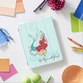 Ariel   Adventure Begins With Friends iPad Cover