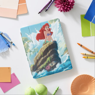 Ariel   Adventure Begins With You iPad Cover