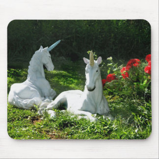 Ariel and Frost Mouse Pad