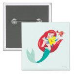 Ariel & Friends Buttons