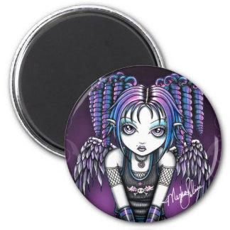 Ariel Gothic Knealing Angel Magnet