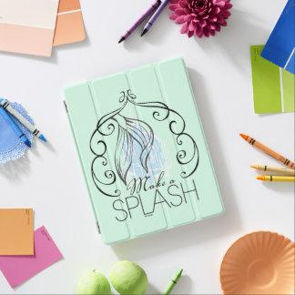 Ariel   Make A Splash iPad Cover