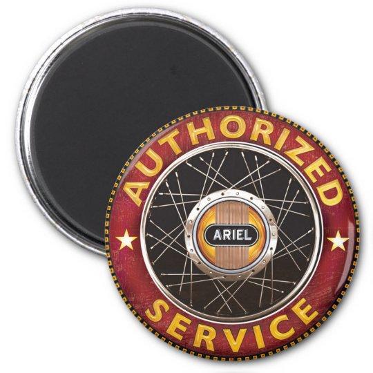 ariel Motorcycles Magnet
