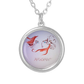Ariel Silver Plated Necklace