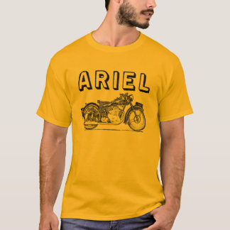 Ariel Square four T-Shirt