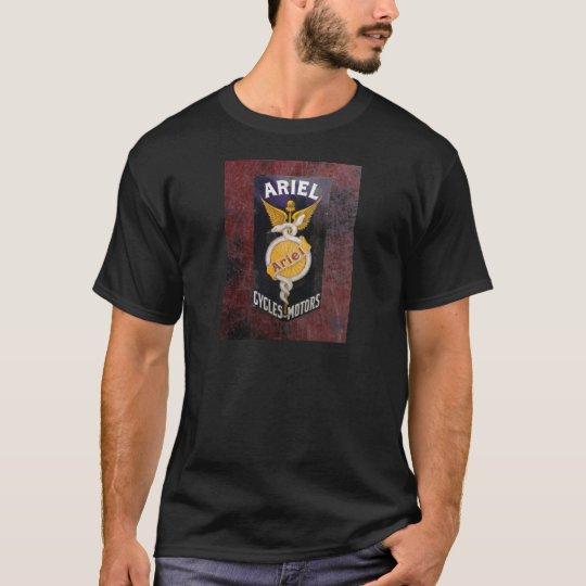ARIEL VINTAGE MOTORCYCLE ADVERTISING. T-Shirt