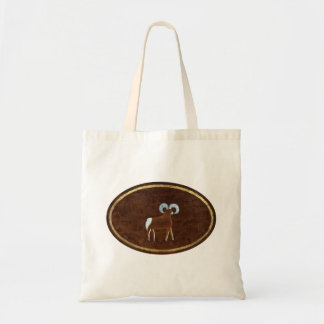 Aries 2008 budget tote bag