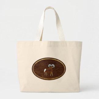 Aries 2008 large tote bag