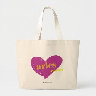 Aries 2 large tote bag