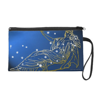 Aries 2 wristlet clutches