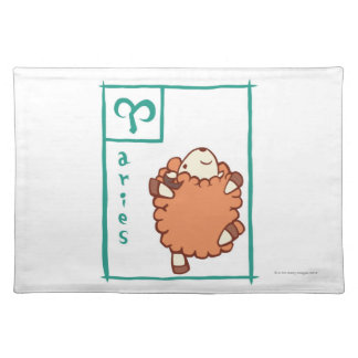 Aries 3 placemat
