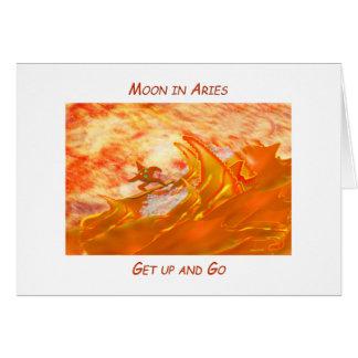 Aries Adventure Card