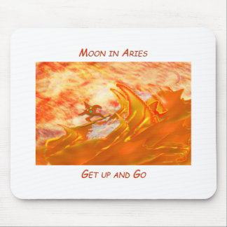 Aries Adventure Mouse Mat