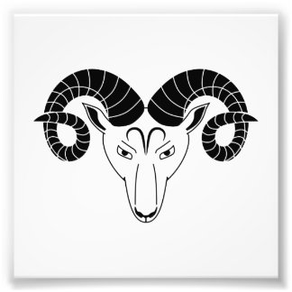aries ares ram greek astrology horoscope zodiac photo art