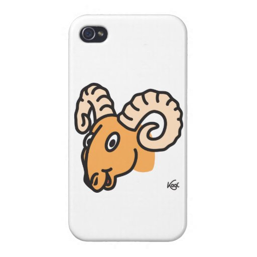 Aries - Aries Covers For iPhone 4